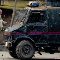Kashmir Violence Clashes