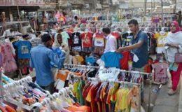 عید پر 10 ارب روپے سے بھی کم کا کاروبار ہوا: آل کراچی تاجر اتحاد