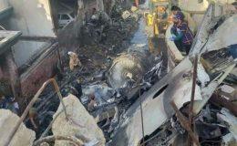 طیارہ حادثہ؛ تحقیقاتی ٹیم نے جہاز کے کپتان کا ریکارڈ طلب کر لیا
