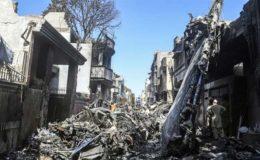 طیارہ حادثہ: کاک پٹ وائس ریکارڈرکی تلاش کا دائرہ وسیع، عمارتوں کی انسپیکشن بھی ہو گی