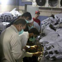 Plane Crash - Dead Bodies