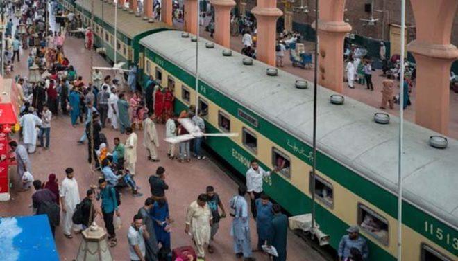 کل سے ٹرین سروس کا آغاز، مسافروں کے لیے ایس اوپیز جاری