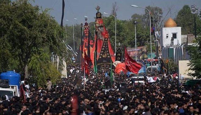 پنجاب میں یومِ علیؓ سمیت دیگر جلوس نکالنے پر پابندی عائد