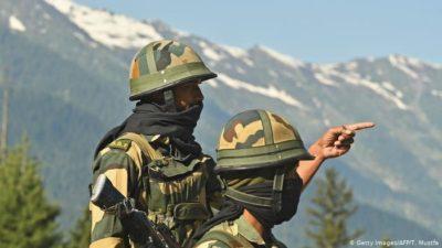 China India Tensions
