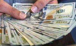 کاروباری ہفتے میں انٹربینک میں ڈالر 94 پیسے مہنگا ہو گیا
