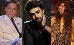 گلوکار فرحان سعید کا پاکستان کے لیجنڈز کو خراجِ تحسین