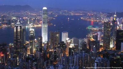 Hong Kong - Tokyo