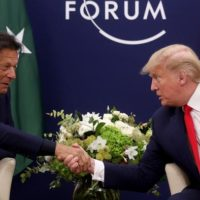 Imran Khan - Donald Trump