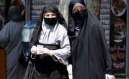 ایران کے دو اضلاع میں کرونا کے 40 فی صد مریض