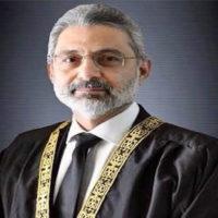 Justice Qazi Faiz Issa