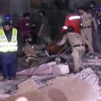 Karachi Building Rescue