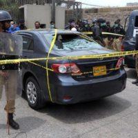 Karachi Stock Exchange - Attack