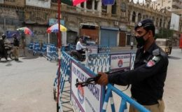 کراچی کے تمام اضلاع کے مخصوص علاقوں میں سخت لاک ڈاؤن کا فیصلہ