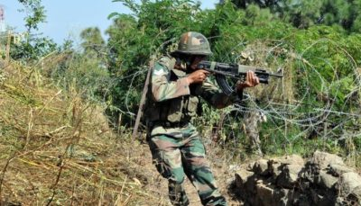 LOC - Indian Army Firing