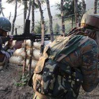 LOC Indian Army Firing
