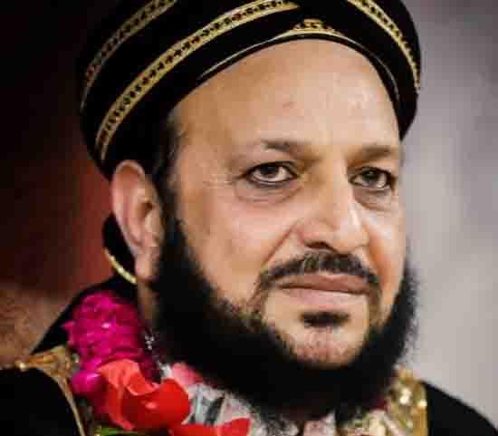 سیدہ کائنات حضرت فاطمتہ الزہراہ حضور نبی کریم کی جان ہیں: صوفی مسعو داحمد صدیقی
