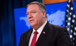 ایران پر اسلحہ کی خریداری پر عاید پابندی برقرار رہنی چاہیے: مائیک پومپیو