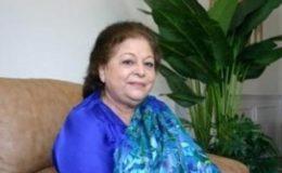 لیجنڈ اداکارہ صبیحہ خاتم انتقال کر گئیں