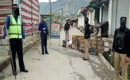 سوات کے مختلف علاقوں میں اسمارٹ لاک ڈاؤن کا فیصلہ