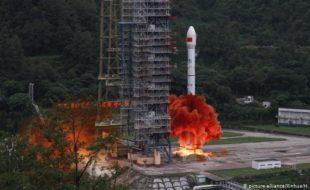امریکی جی پی ایس کا مقابلہ، چین نے آخری سیٹلائٹ لانچ کر دیا