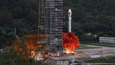 launch Satellite