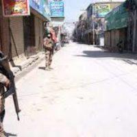Azad Kashmir, Lockdown