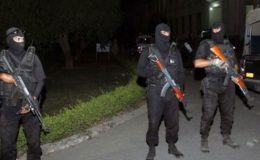 گوجرانوالہ میں سی ٹی ڈی کی کارروائی، 3 دہشت گرد گرفتار