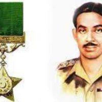 Captain Muhammad Sarwar Shaheed