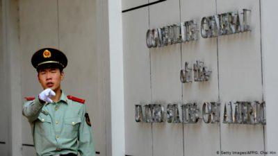 China Chengdu - US Consulate