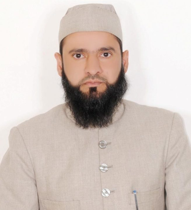 Dr. Mohammad Najeeb Qasmi