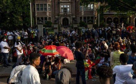 ایتھوپیا میں پولیس اور مظاہرین میں خونی تصاد، ہلاکتوں کی تعداد 166 ہوگئی