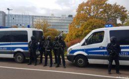 خاتون کو جنسی طور پر ہراساں کرنے پر جرمن پولیس اہلکاروں کو جیل
