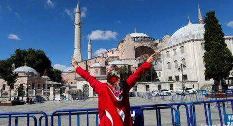آیا صوفیہ مسلمان نمازیوں کے لیے کھول دی جائے گی، ایردوآن