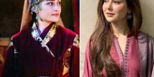 کیا ہانیہ عامر حلیمہ سلطان بننے کی خواہشمند ہیں؟