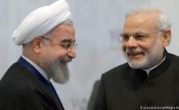 ایران نے بھارت کو چابہار پروجیکٹ سے نکال دیا