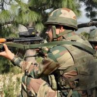 Indian Army LOC Firing