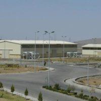 Iran Natanz Nuclear Facility