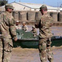 Iraq Military Base