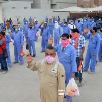 Kuwait Foreign Workers