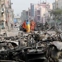 New Delhi Riots