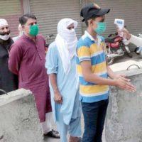 Pakistan Lahore Coronavirus