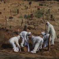 Saudi Arabia - Coronavirus Death