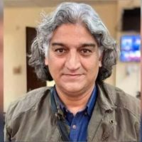 Senior Journalist Matiullah Jan