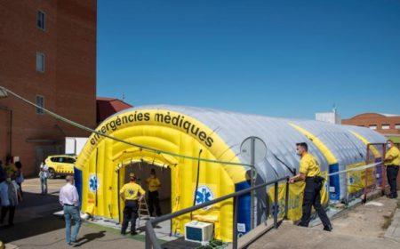 اسپین:کورونا وائرس پھیلنے کا خطرہ، کاتالونیا کے متاثرہ علاقے میں لاک ڈاؤن