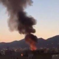 West Tehran Blast