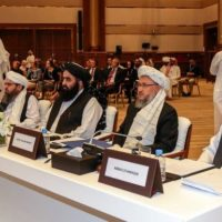 Afghan Taliban Talks