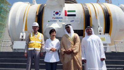 Arab Nuclear Plant