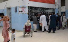 بلوچستان میں سرکاری اسپتالوں کی او پی ڈیز کھولنے کا فیصلہ