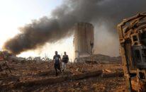 بیروت بندرگاہ پر دھماکوں سے لبنانی معیشت کو 15 ارب ڈالر کا نقصان پہنچا: صدر عون