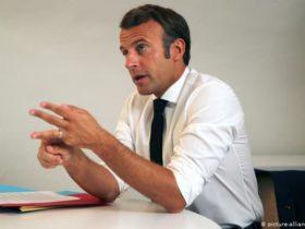 بحیرہ روم میں تنازعہ گیس: فرانس کا فوج تعینات کرنے کا اعلان